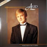 Aled Jones Music From The TV Series 'Aled' UK vinyl LP