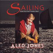 Aled Jones Sailing UK vinyl LP