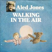 "Aled Jones Walking In The Air UK 7"" vinyl"