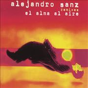 Click here for more info about 'Alejandro Sanz - El Alma Al Aire - Remixes'