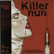 Click here for more info about 'Alessandro Alessandroni - Killer Nun - Translucent Red Vinyl'