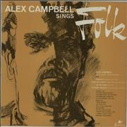 Click here for more info about 'Alex Campbell - Sings Folk'