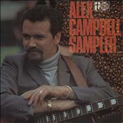 Click here for more info about 'Alex Campbell - The Alex Campbell Sampler - 1st'