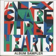 Click here for more info about 'Alex Clare - Three Hearts - Album Sampler'