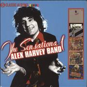 Click here for more info about 'Alex Harvey (UK) - 5 Classic Albums'