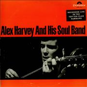 Click here for more info about 'Alex Harvey (UK) - Alex Harvey And His Soul Band + Press Release'