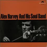 Click here for more info about 'Alex Harvey (UK) - Alex Harvey And His Soul Band'