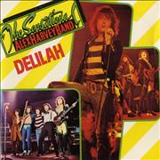 Click here for more info about 'Alex Harvey (UK) - Delilah - P/S'