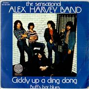 Click here for more info about 'Alex Harvey (UK) - Giddy Up A Ding Dong'