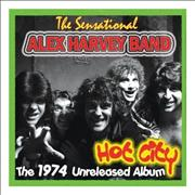 Click here for more info about 'Alex Harvey (UK) - Hot City - The Unreleased 1974 Album'