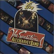 Click here for more info about 'Alex Harvey (UK) - Live'