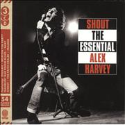 Click here for more info about 'Alex Harvey (UK) - Shout: The Essential Alex Harvey'