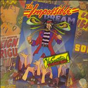 Alex Harvey (UK) The Impossible Dream UK vinyl LP