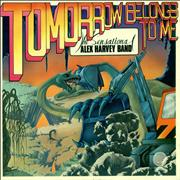 Click here for more info about 'Alex Harvey (UK) - Tomorrow Belongs To Me - EX'