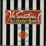Click here for more info about 'Alex Harvey (UK) - The Best Of'