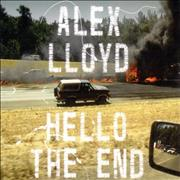 Click here for more info about 'Alex Lloyd - Hello The End'