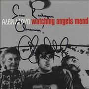 Click here for more info about 'Alex Lloyd - Watching Angels Mend - AUTOGRAPHED'