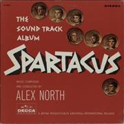 Click here for more info about 'Alex North - Spartacus'