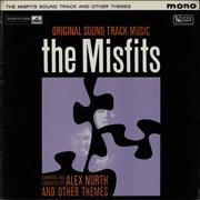 Click here for more info about 'Alex North - The Misfits'
