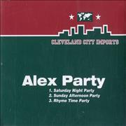 Click here for more info about 'Alex Party - Alex Party'