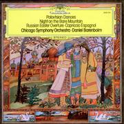 Click here for more info about 'Chicago Symphony Orchestra - Borodin: Polovtsian Dances / Rimsky-Korsakov: Russian Easter / Mussorgsky:Night on the Bare Mountain'