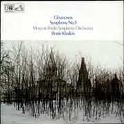 Click here for more info about 'Alexander Konstantinovich Glazunov - Symphony No. 3'
