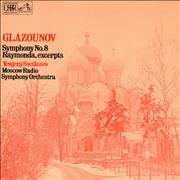 Click here for more info about 'Alexander Konstantinovich Glazunov - Symphony No. 8'