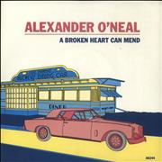 Click here for more info about 'Alexander O'Neal - A Broken Heart Can Mend'
