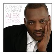Click here for more info about 'Alexander O'Neal - Alex Loves....'