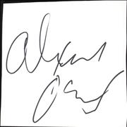 Click here for more info about 'Alexander O'Neal - Autograph'
