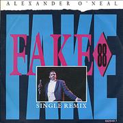 Click here for more info about 'Alexander O'Neal - Fake 88'