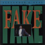 Click here for more info about 'Alexander O'Neal - Fake'