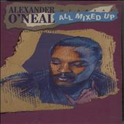 Click here for more info about 'Alexander O'Neal - Hearsay - All Mixed Up'