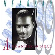 Click here for more info about 'Alexander O'Neal - Hearsay '89'