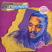 Click here for more info about 'Alexander O'Neal - Hearsay All Mixed Up'