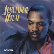 Click here for more info about 'Alexander O'Neal - Hearsay'