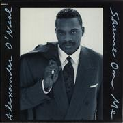 Click here for more info about 'Alexander O'Neal - Shame On Me'