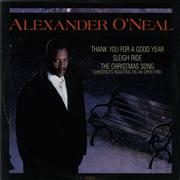 Click here for more info about 'Alexander O'Neal - Thank You For A Good Year'
