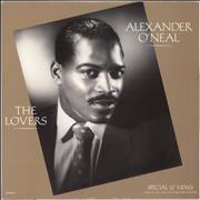 Click here for more info about 'Alexander O'Neal - The Lovers'