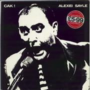 Click here for more info about 'Alexei Sayle - Cak!'