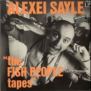 Click here for more info about 'Alexei Sayle - The Fish People Tapes'