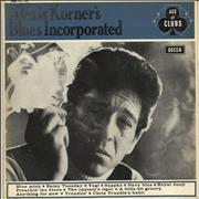 Click here for more info about 'Alexis Korner - Alexis Korner's Blues Incorporated - VG'
