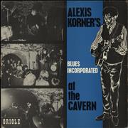 Click here for more info about 'Alexis Korner - At The Cavern - VG+/EX-'