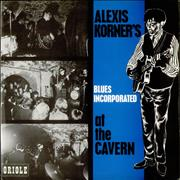 Click here for more info about 'Alexis Korner - At The Cavern'