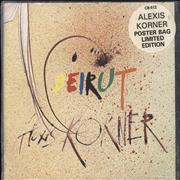 Click here for more info about 'Alexis Korner - Beirut - Poster Slv'