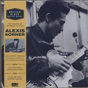 Click here for more info about 'Alexis Korner - British Blues Master Works - The Roots Of UK Rock 'N' Roll - 180gm'