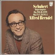 Click here for more info about 'Alfred Brendel - Schubert Impromptus Op.90, D.899 & Op.142, D.935'