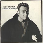 Click here for more info about 'Ali Campbell - That Look In Your Eye'