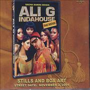 Click here for more info about 'Ali G - Indahouse - The Movie'