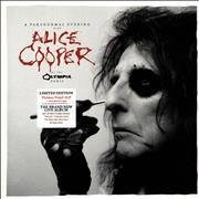 Click here for more info about 'A Paranormal Evening With Alice Cooper At The Olympia Paris - Sealed'